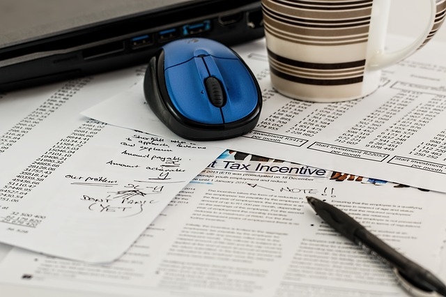 Счетоводни сметки на предприятието