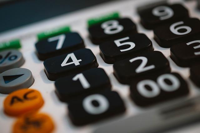 отчитане на парични средства в касата